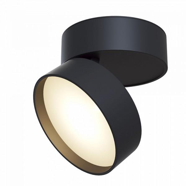 ONDA LED black C024CL-L18B Maytoni