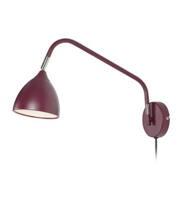 VALENCIA burgundy 107584 Markslojd