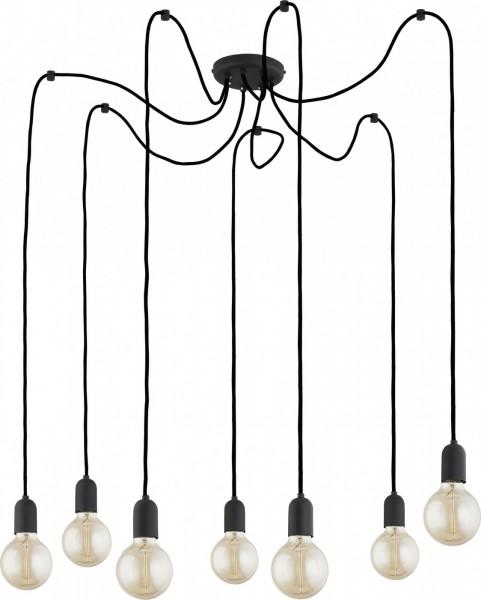 QUALLE black VII 2363 TK Lighting