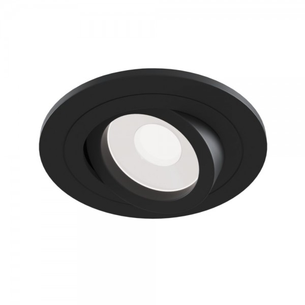 ATOM black DL023-2-01B Maytoni