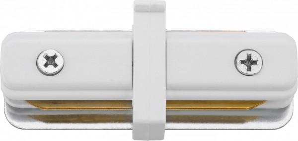 PROFILE STRAIGHT CONNECTOR white 9454 Nowodvorski