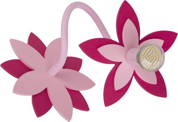 FLOWERS PINK I  6893 Nowodvorski