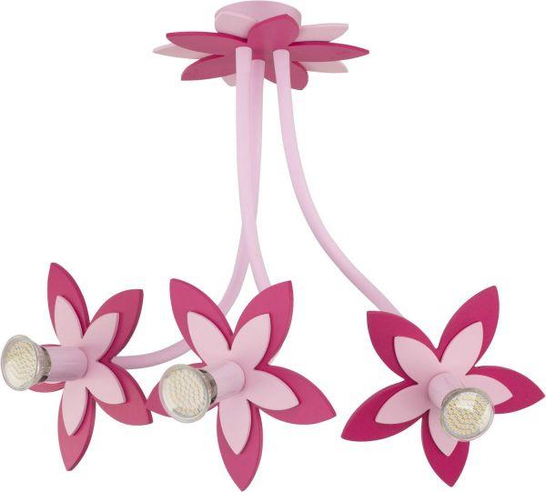 FLOWERS PINK III  6894 Nowodvorski