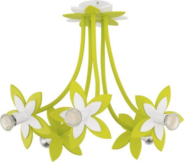 FLOWERS GREEN V  6901 Nowodvorski