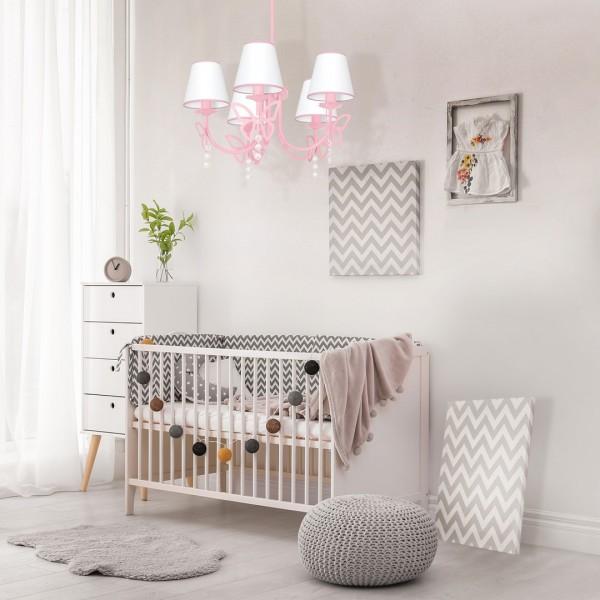 CHARLOTTE pink V MLP4217 Milagro