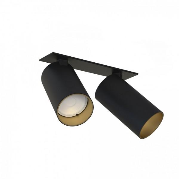MONO SURFACE black-gold II 7690 Nowodvorski