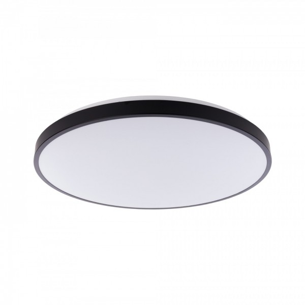AGNES ROUND LED black L 3000K 8206 Nowodvorski