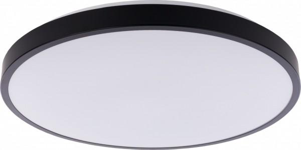 AGNES ROUND LED black S 9161 Nowodvorski