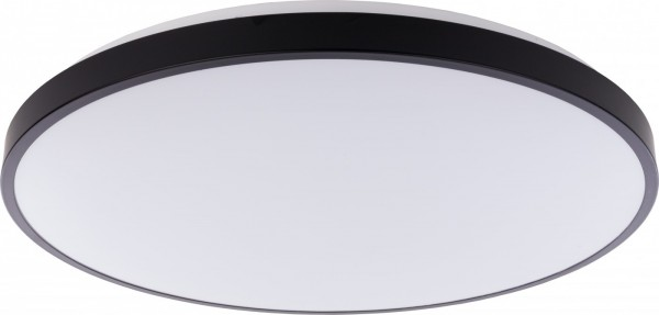 AGNES ROUND LED black L 9165 Nowodvorski