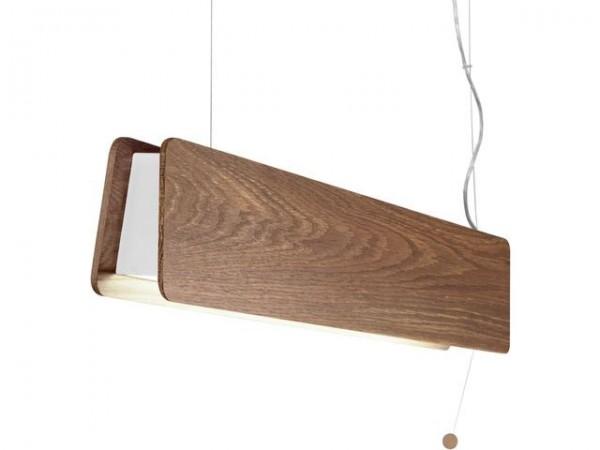 OSLO LED smoked oak 9314 Nowodvorski