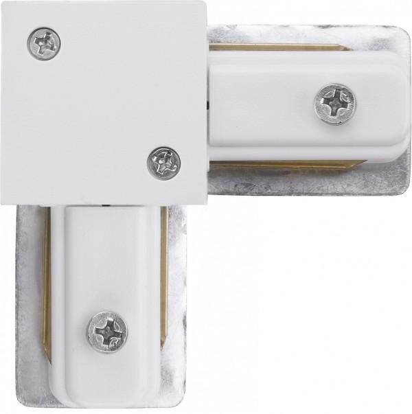 PROFILE L-CONNECTOR white 9456 Nowodvorski