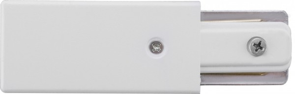 PROFILE POWER END CAP white 9462 Nowodvorski