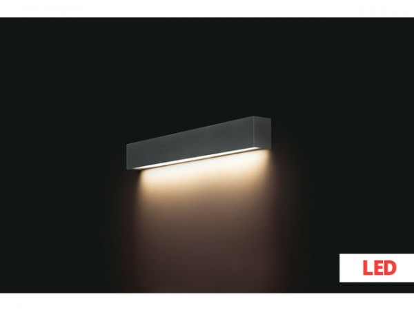 STRAIGHT WALL LED graphite S 9618 Nowodvorski