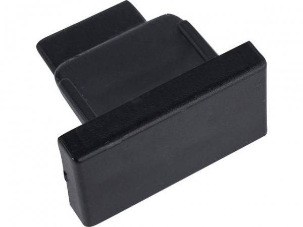PROFILE DEAD END CAP black 9458 Nowodvorski