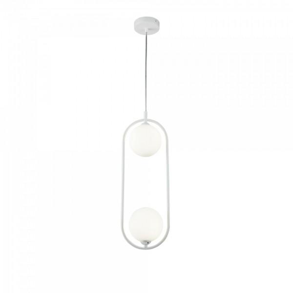 RING white MOD013PL-02W Maytoni