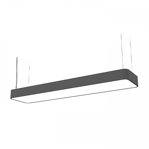 SOFT LED graphite 90x20  9542 Nowodvorski