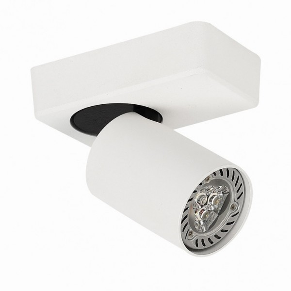 FEDERICA white-black SPL-3001A-1-WH Italux