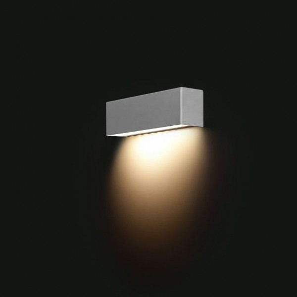 STRAIGHT WALL silver XS 6354 Nowodvorski