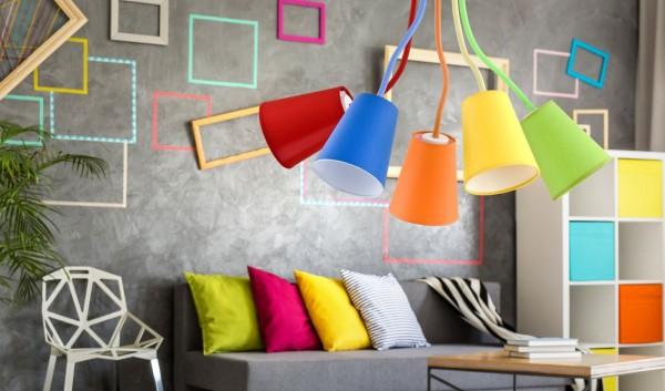 WIRE colour V 2107 TK Lighting