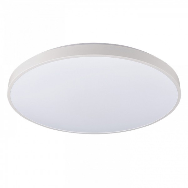 AGNES ROUND LED white M 9162 Nowodvorski