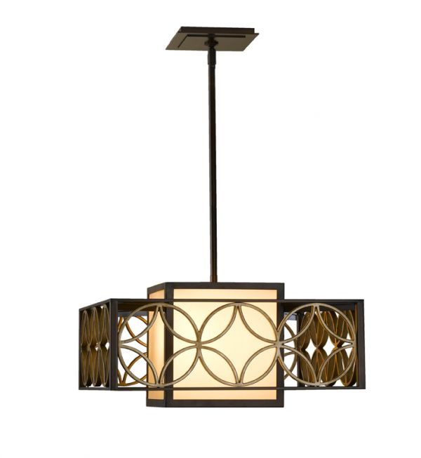 REMY heritage bronze FE-REMY-P-B Feiss