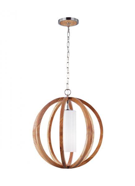 ALLIER light wood FE/ALLIER/P/S LW Feiss